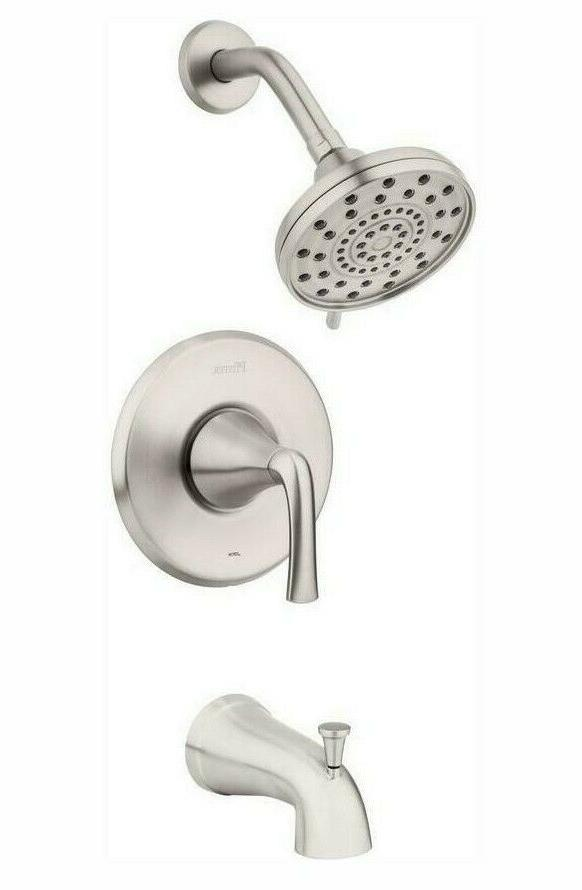 Pfister Ladera 1-Handle Tub & Shower Faucet in Brushed Nicke