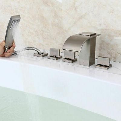 Roman Brushed Bathroom
