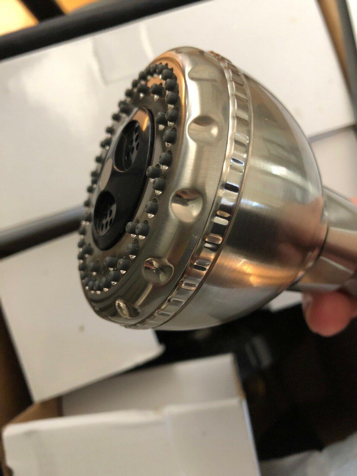 Balance Tub & Faucet Brushed Nickel Unused
