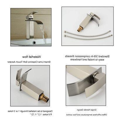 Rozin Sink Faucet Deck Mount Mixer Tap