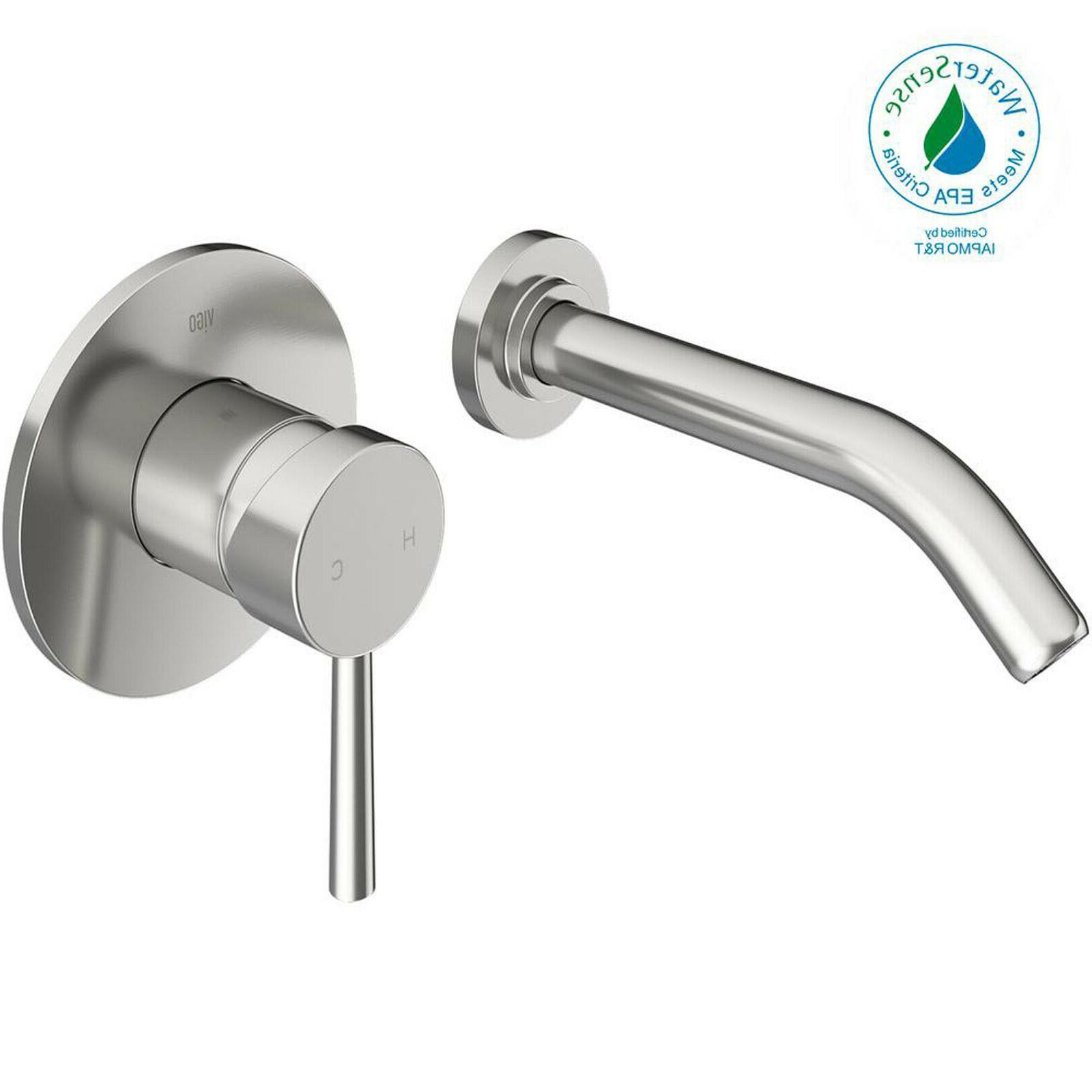 olus wall mount bathroom faucet