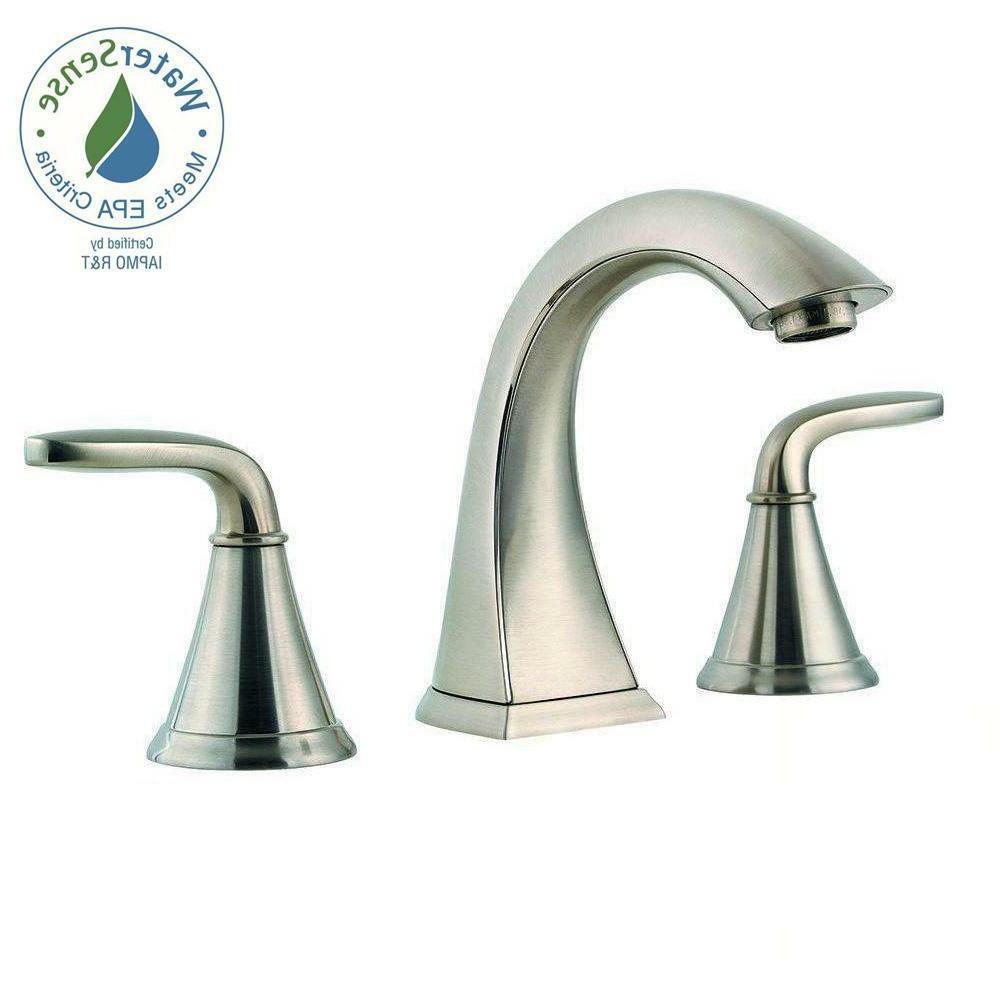 pasadena 8 in widespread 2 handle bathroom