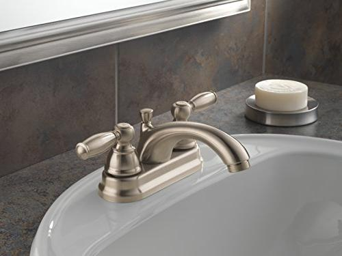 Peerless Apex Two Handle Lavatory Nickel