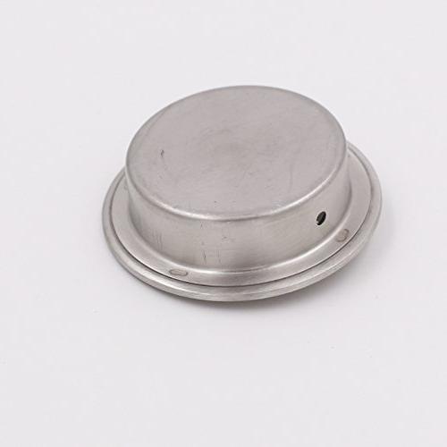 Cabinet Pulls - HD001 Sliding Door Handles 50mm Nickel Drawer Pulls