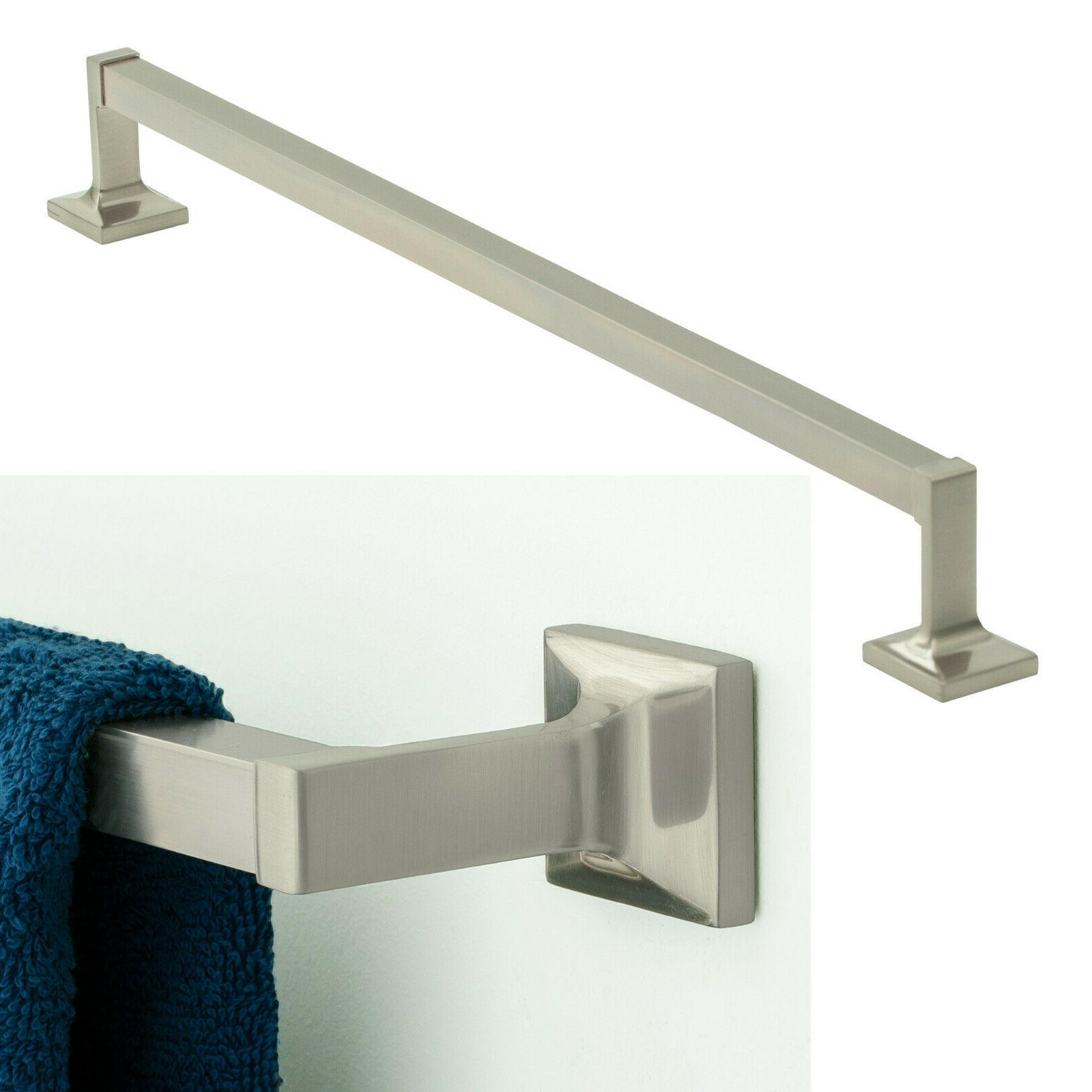 redwood series 24 towel bar bath hardware