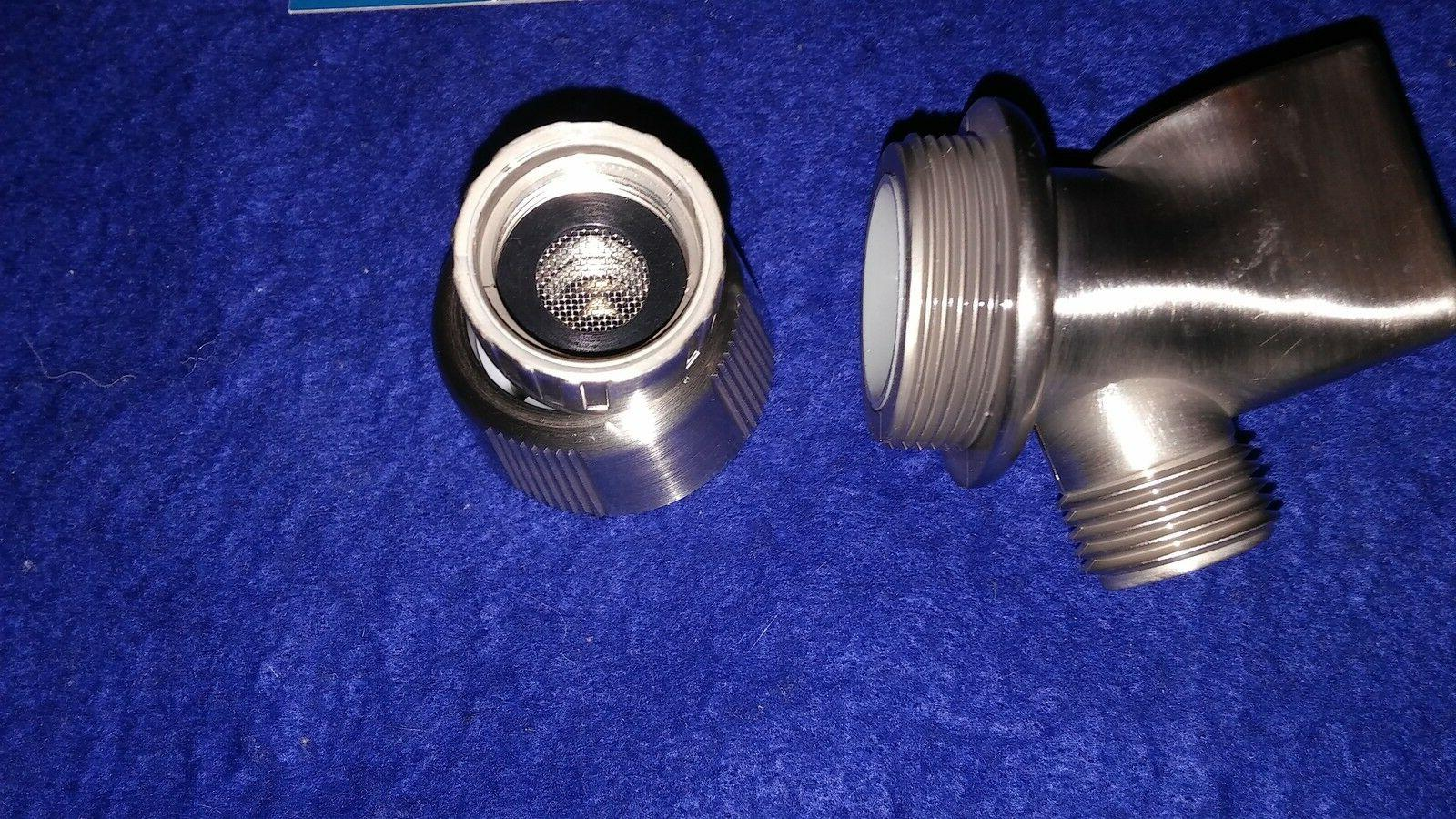 REPLACEMENT BRUSHED NICKEL ARM HOLDER