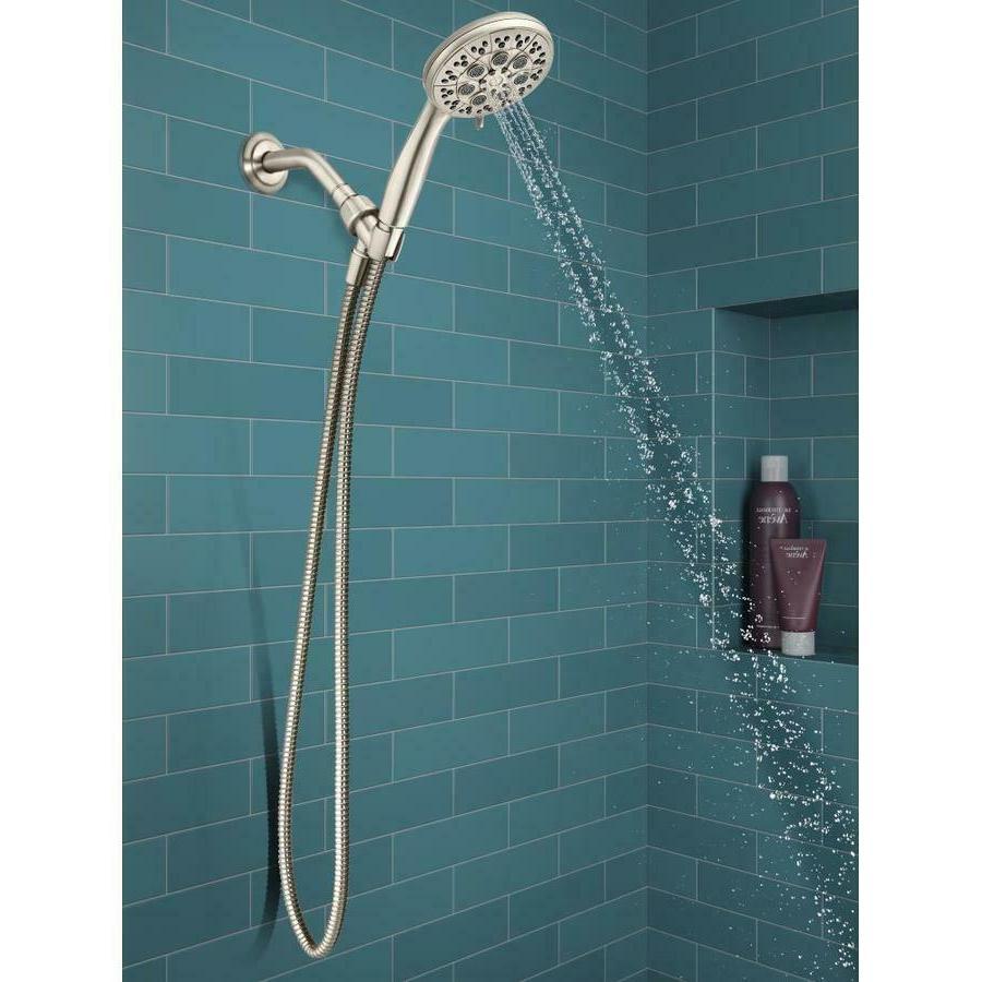 Pfister Brushed 3-Spray Shower 016-RSKK