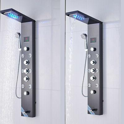 Floor Mounted Bathtub Free Standing Tap Filler Mixer