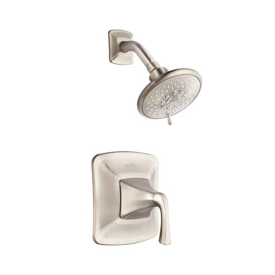 Pfister Selia Brushed Nickel 1-Handle Shower Faucet with Val