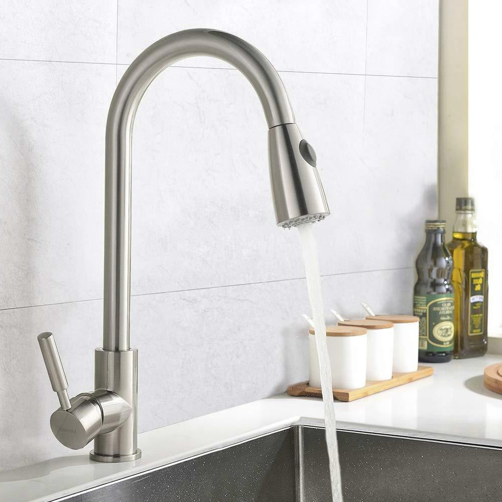 Arc out Faucet Tap