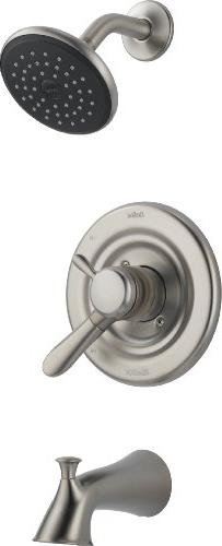 Delta Faucet Lahara 17 Series Dual-Function Tub and Shower T