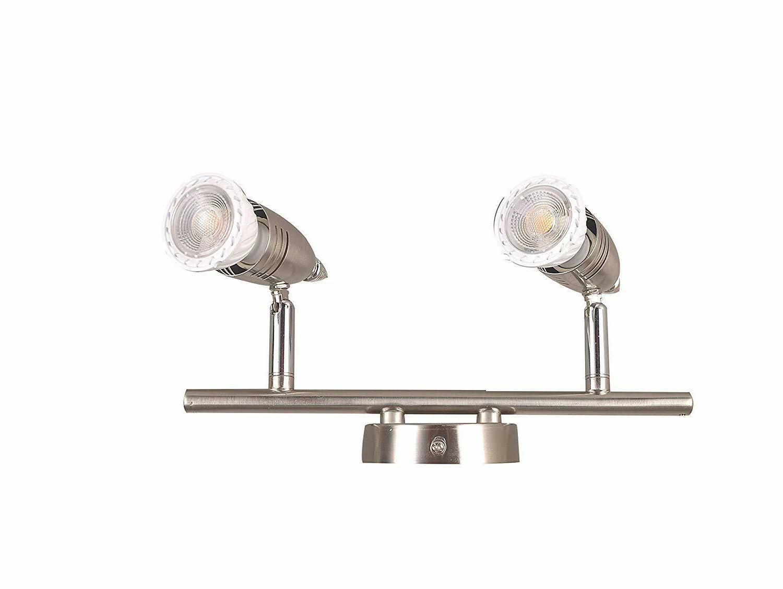 Two-Light Track Plug Switch, MR1