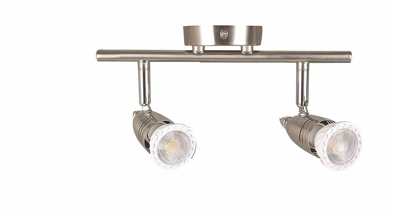 two light track lighting kit plug in