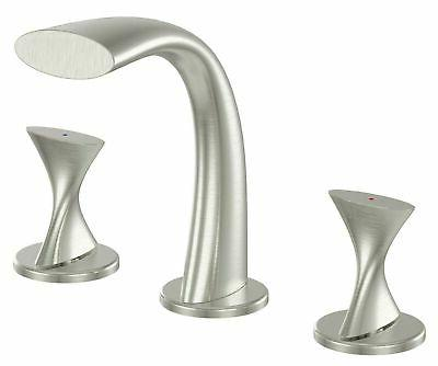 uf55513 twist collection two handle widespread bathroom