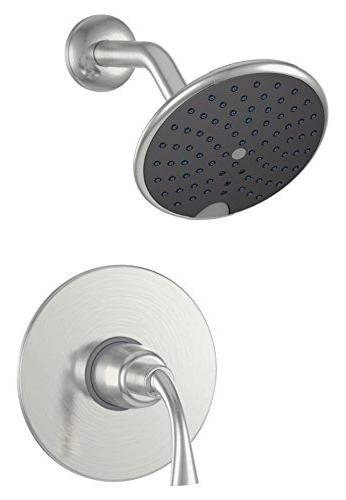 Ultra Faucets UF79303-1 Brushed Nickel Single Handle Twist T