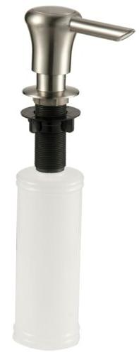 Ultra Faucets UFP-0311 Kitchen Sink Soap or Lotion Dispenser