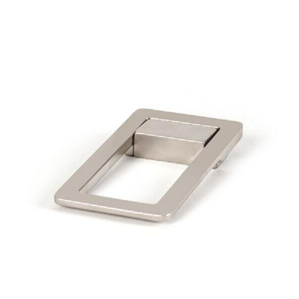 """BERENSON """"UP"""" KITCHEN HARDWARE MODERN PULL BE97 TWO COLOR CH"""