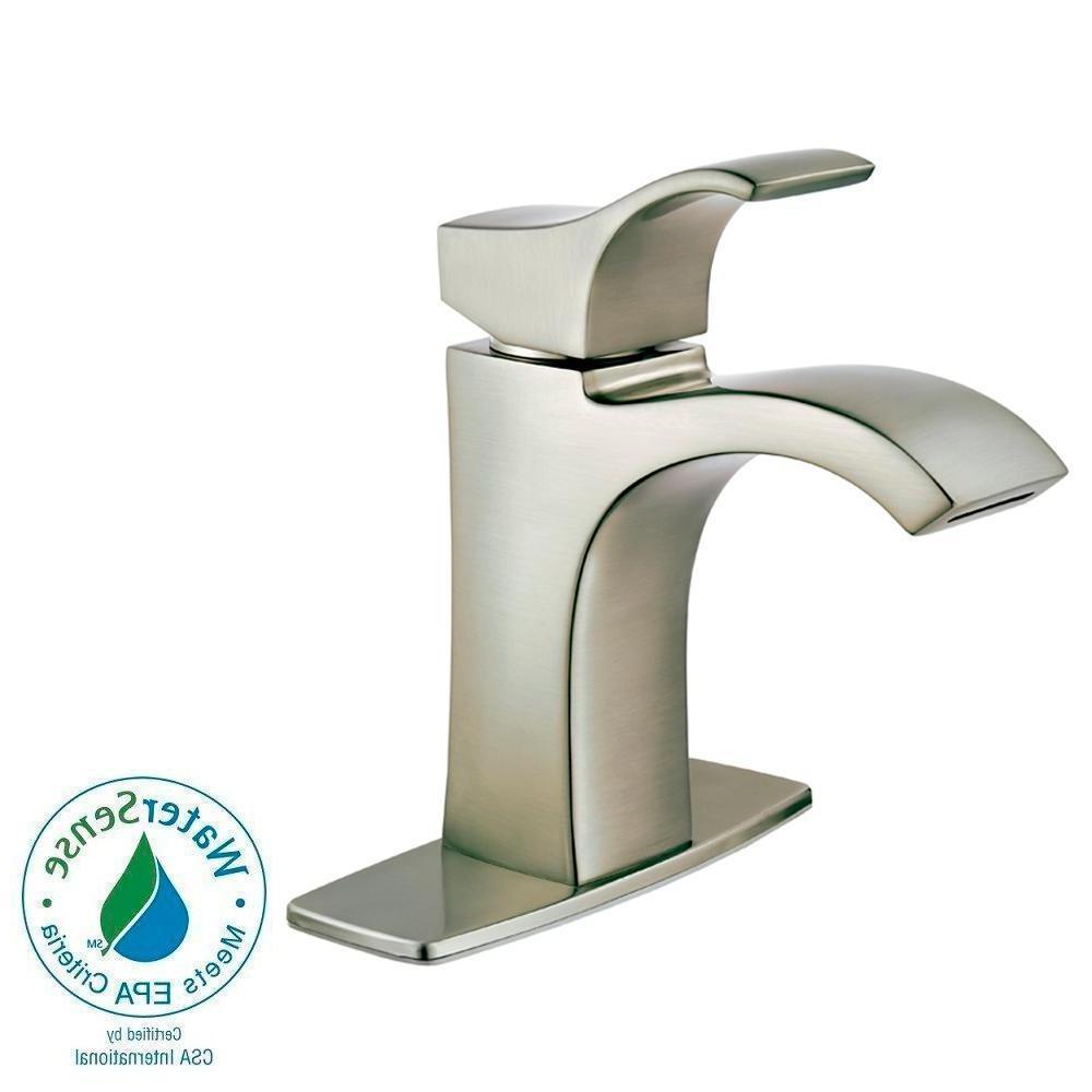 Pfister Venturi Single Hole Single-Handle Bathroom Faucet in