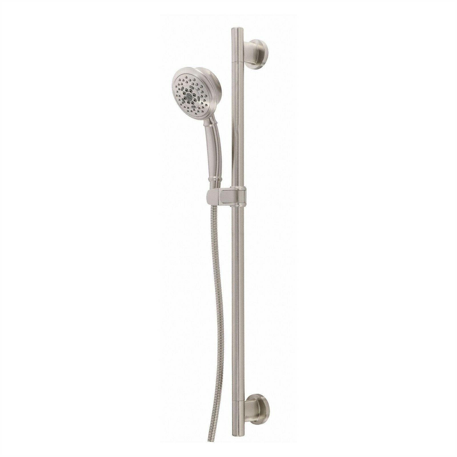 Danze Versa Slide Bar and Shower Head