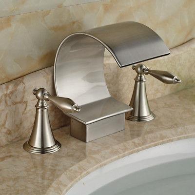 """Widespread 8"""" Bathroom Faucet Mount"""