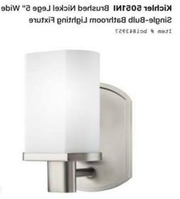 Kichler Lege  Bathroom Vanity Light in Brushed Nickel
