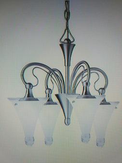 Kichler Lighting 2353NI 4 Light Raindrops Chandelette Chande