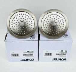 Kohler K-457-BN Brushed Nickel Shower Heads Brand New Facto