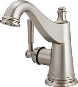 Delta Faucet Mylan Single-Handle Bathroom Faucet with Drain