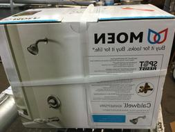 New! Moen Caldwell Spot Resist Brushed Nickel Tub & Shower F