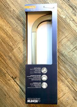 "New KOHLER Vibrant Brushed Nickel Towel Bar 18"" Bathroom R"