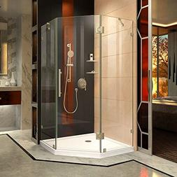 DreamLine SHEN-2236360-04 PrismLux 36 x 36 Frameless Shower