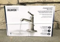 Kohler R99912-4D-BN Georgeson Single-Handle Bathroom Faucet