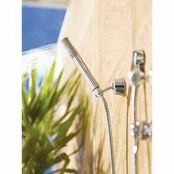 Moen S11705BN Brushed Nickel Single Function Hand Shower wit