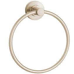 Speakman SA-1004-BN Neo Towel Ring, Brushed Nickel