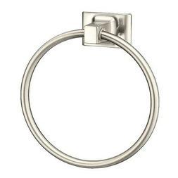 Randall Series Towel Ring Bath Accessories, Brushed Nickel