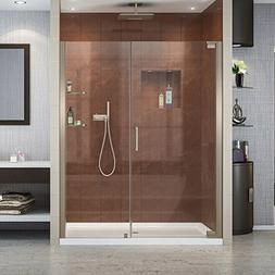DreamLine SHDR-4154720-04 Elegance 54-56 Frameless Shower Do