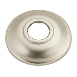 Shower Head Flange - Finish: Brushed Nickel