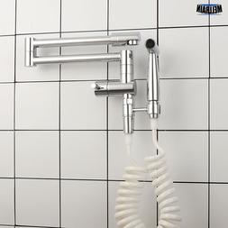 Single Cold Brass Kitchen Water Tap <font><b>With</b></font>