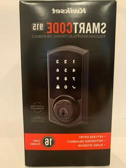 Kwikset 99150-003 SmartCode 915 Touchscreen Electronic UL De
