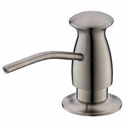 SHACO Sturdy Kitchen Sink Soap Dispenser Pump Replacement, B
