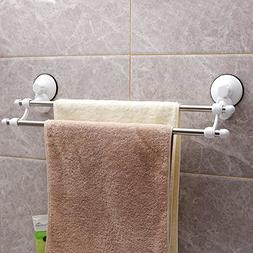 MH-RITA Suction cup type towel rack bathroom washing table t
