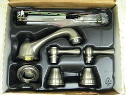 T6103BN Moen Kingsley Mini-Spread Lav Trim Only  Brushed Nic