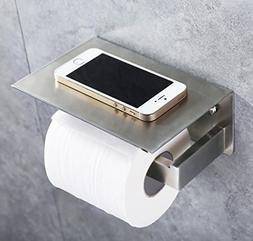 Toilet Paper Holder SUS304 Stainless Steel Bathroom Tissue H