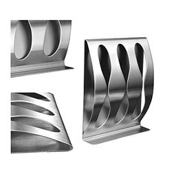 MXTECHNIC Toothbrush Holder Wall Mounted - Durable Stainless