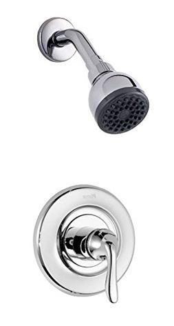 Pfister Universal 1-Handle Shower Only Trim for Delta, Brush