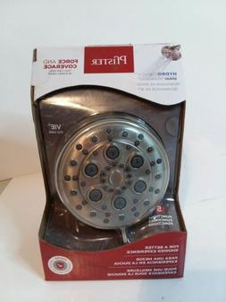 Pfister Vie Brushed Nickel 5-Spray Shower Head 015-VIKK