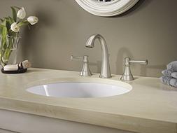 Moen WS84778MSRN Ashville Widespread 2 Handle Bathroom Fauce